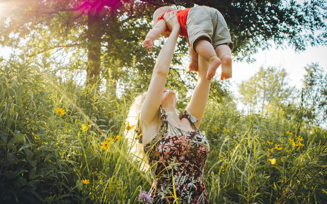 Ik ga het anders doen. Welk voorbeeld geef jij je kinderen?